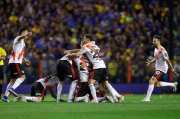 River pasa a la final de la Copa