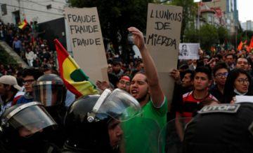 Inicia el paro nacional indefinido convocado por cívicos y Conade