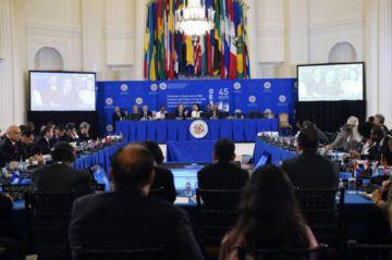 La OEA tratará el caso de Bolivia en una sesión extraordinaria