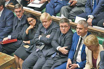 """Acuerdo sobre el """"brexit"""" recibe el aval legislativo"""