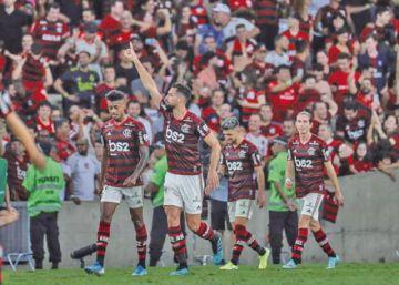 Flamengo pasa a la final de la Copa Libertadores