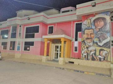 Ebrios causaron deterioros en  bienes municipales de Villazón