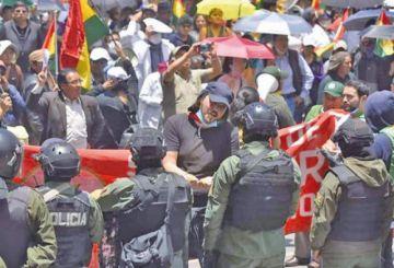 CIDH expresa preocupación ante hechos de violencia en Bolivia