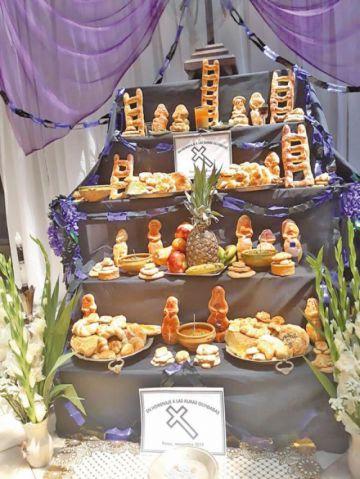 Lanzaron la festividad de todos los Santos en Potosí