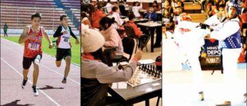 Cuatro disciplinas suspenden sus actividades por los conflictos