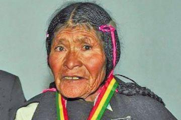 Sebastiana se va, la primera actriz indígena del país