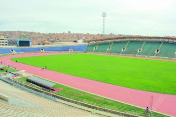 """Inician trabajos de refacción en el estadio """"Patria"""""""