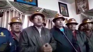 """Fedecomin pide respetar el """"voto del ciudadano potosino y boliviano"""""""
