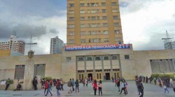 UMSA conforma comisión para analizar resultados de las elecciones generales