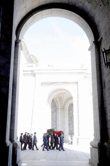Ex mausoleo  de Franco será transformado
