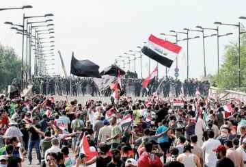 Irak: 30 muertos durante manifestaciones