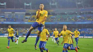 Brasil y Canadá inauguran el Mundial de Fútbol Sub'17