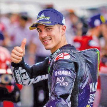 Viñales lidera el GP de Australia de MotoGP