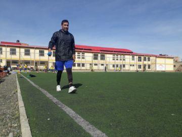 Ignacio García se recupera y está listo para volver al onceno titular en Real
