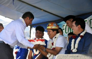 Evo Morales cumple 60 años de edad en medio de protestas sociales