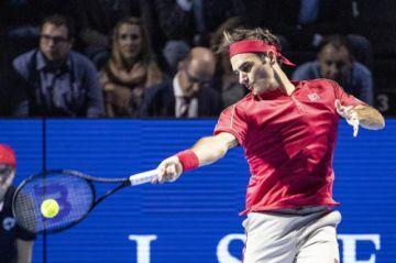 Federer alcanza su decimoquinta final en Basilea que jugará con De Miñaur