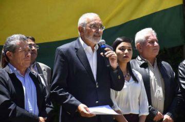 Coordinadora de la Democracia rechaza los resultados del TSE
