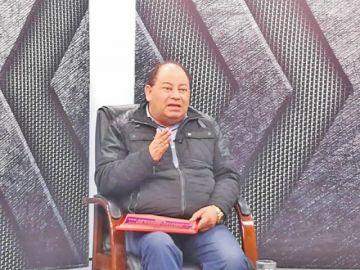 """Romero habla de """"conspiración"""" y asegura que la derecha busca muertos"""