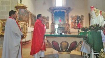 Sacerdote de la Merced pide orar y reflexionar por Bolivia