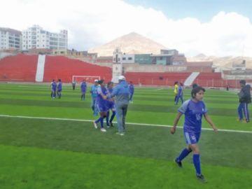 La FBF reprograma el partido de PAT e Independiente para el 3 de noviembre