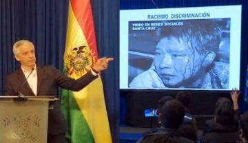 García Linera usa un video de 2008 como si fuera actual para acusar a Mesa