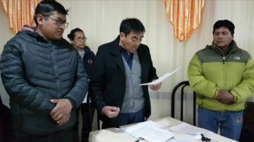 En Uyuni desconocen a  11 alcaldes del sudoeste