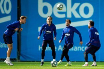 Barcelona recibe hoy al Valladolid en el Camp Nou