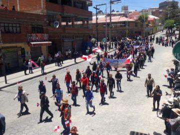 Cívicos ratifican convocatoria al cabildo de mañana