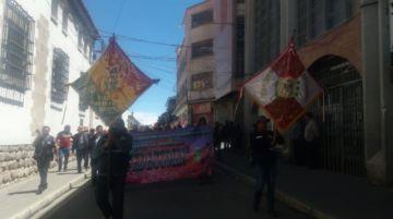 Vea aquí otra de nuestras transmisiones de la marcha de cooperativistas