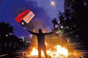 En Chile confirman que hay casi mil imputados por las protestas