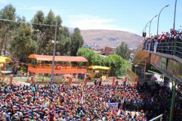Cooperativistas piden anulación de las elecciones e irán a La Paz