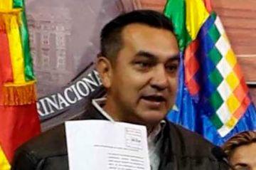 Denuncian que Choque ordenó detener el TREP el 20 de octubre