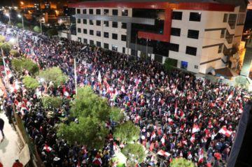 Potosinos van a segundo cabildo por la defensa de la democracia