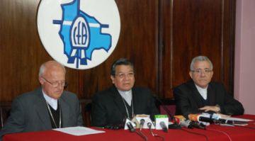 """La Iglesia pide que la auditoría de la OEA sea """"integral pactada y vinculante"""""""
