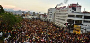 Siga la transmisión del cabildo realizado en La Paz