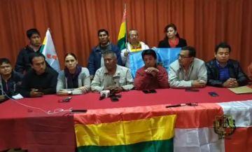 Cívicos llaman al cabildo nacional de este jueves