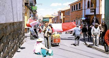 Potosinos anuncian presencia en La Paz en defensa de la democracia