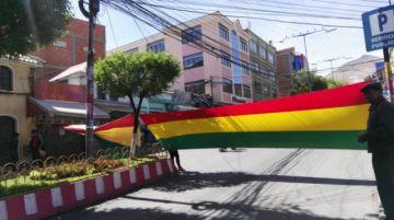 La huelga prosigue en Potosí pese a Todos Santos