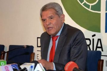 Conade pide a la OEA replegar misión de técnicos y auditores