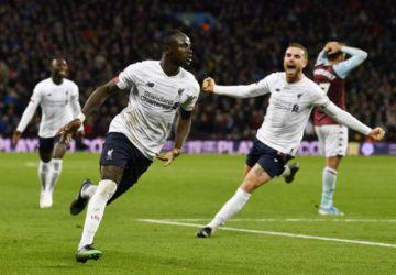 Un épico Liverpool vence a Aston Villa