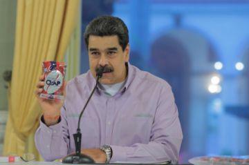 Nicolás Maduro adelanta en un mes la Navidad en Venezuela