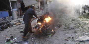 Coche bomba deja 13 personas fallecidas en el norte de Siria