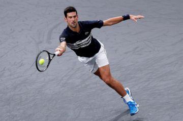 Djokovic llega a la final en París
