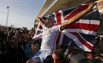 Hamilton se proclama campeón