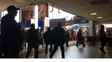 """DGAC minimiza violencia en el aeropuerto de El Alto y dice que se """"preservó seguridad"""""""