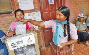 OEA llama a la ciudadanía a entregar información sobre las elecciones