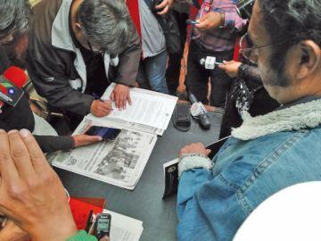 """Cívicos toman como """"burla"""" la abrogación del decreto 3738"""