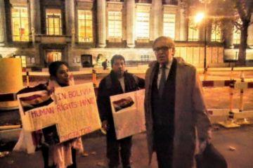 Tras ser increpado, Almagro reafirma que la auditoría de la OEA debe continuar su trabajo en Bolivia
