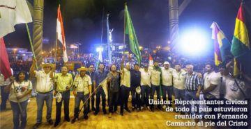 Pumari pide unidad al movimiento cívico ante atisbos de división ideológica