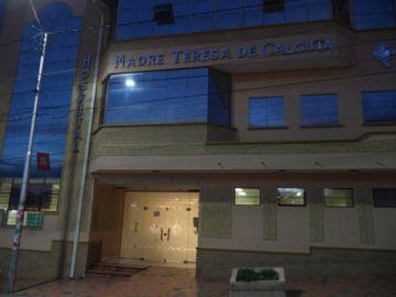 Hay incremento de pacientes en el hospital Teresa de Calcuta